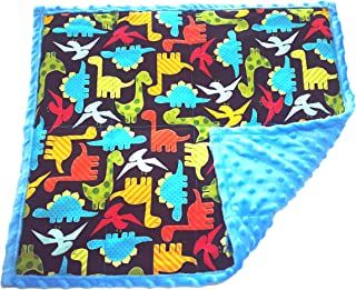 ReachTherapy Solutions))) Weighted Lap Pad for Kids | Portable Sensory Lap Blanket for School | 5 lbs - Neon Dinos | Click to See More Colors & Sizes