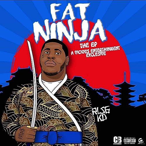 Fat Ninja [Explicit] by Rlsg Kd on Amazon Music - Amazon.com