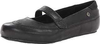 MOZO Women's Fab Leather Work Shoe