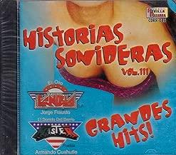 Historias Sonideras Vol III: Grandes Hits Varios