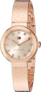 Tommy Hilfiger Women's Quartz Gold Casual Watch(Model: 1781715)