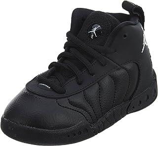 3979ab0588510d JORDAN JUMPMAN PRO - BOYS  TODDLER BLACK  WITHE-BLACK 909418-021 (