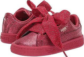 [プーマ] キッズスニーカー?靴 Basket Heart Holiday Glamour Inf (Toddler) [並行輸入品]