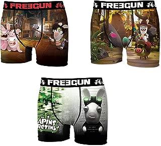 FREEGUN Jungen Unterhose 3er Pack