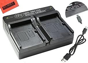 BM Premium NP-95 Dual Battery Charger for Fujifilm FinePix X30, X100, X100S, X100T, X-S1 Digital Camera Battery