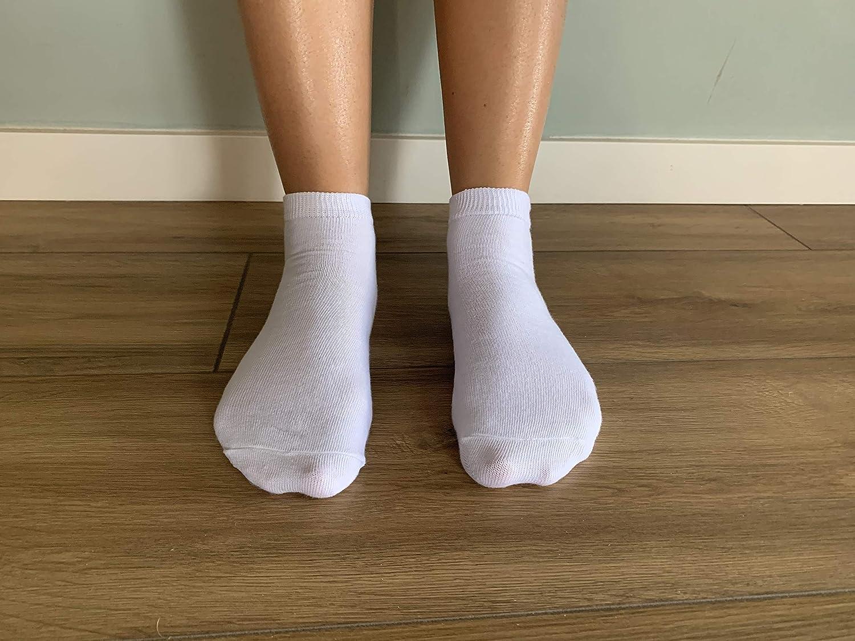 9 Paires de chaussettes basses pour femme Homme,socquette homme Femme