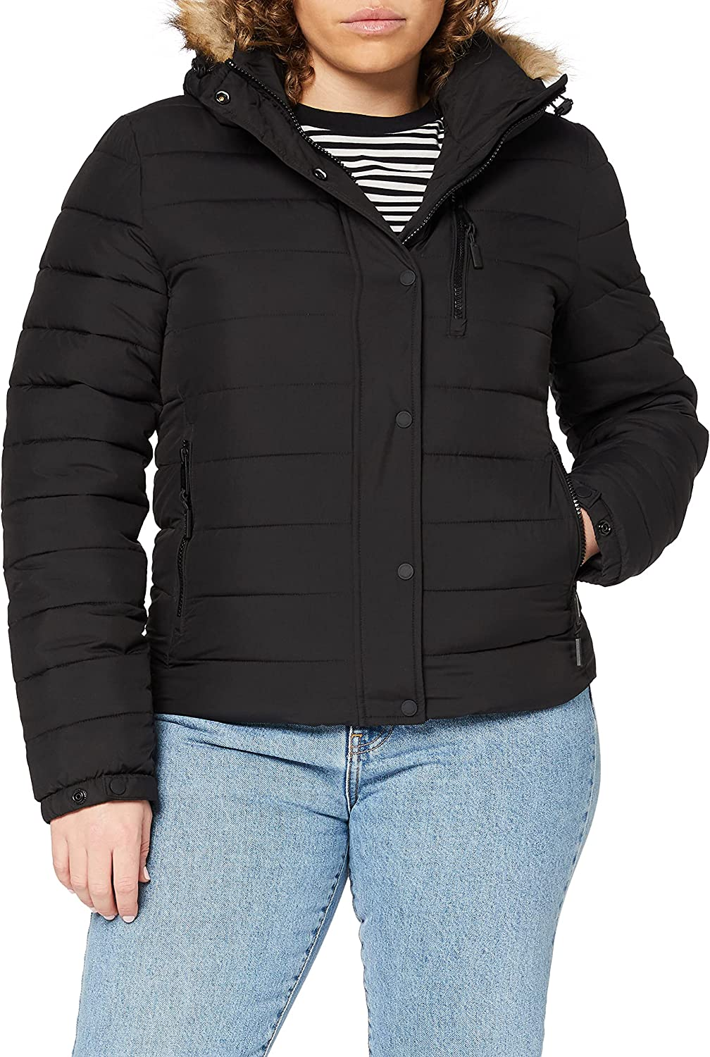 Ranking TOP4 Superdry Classic Challenge the lowest price of Japan ☆ Faux Fuji Fur Jacket