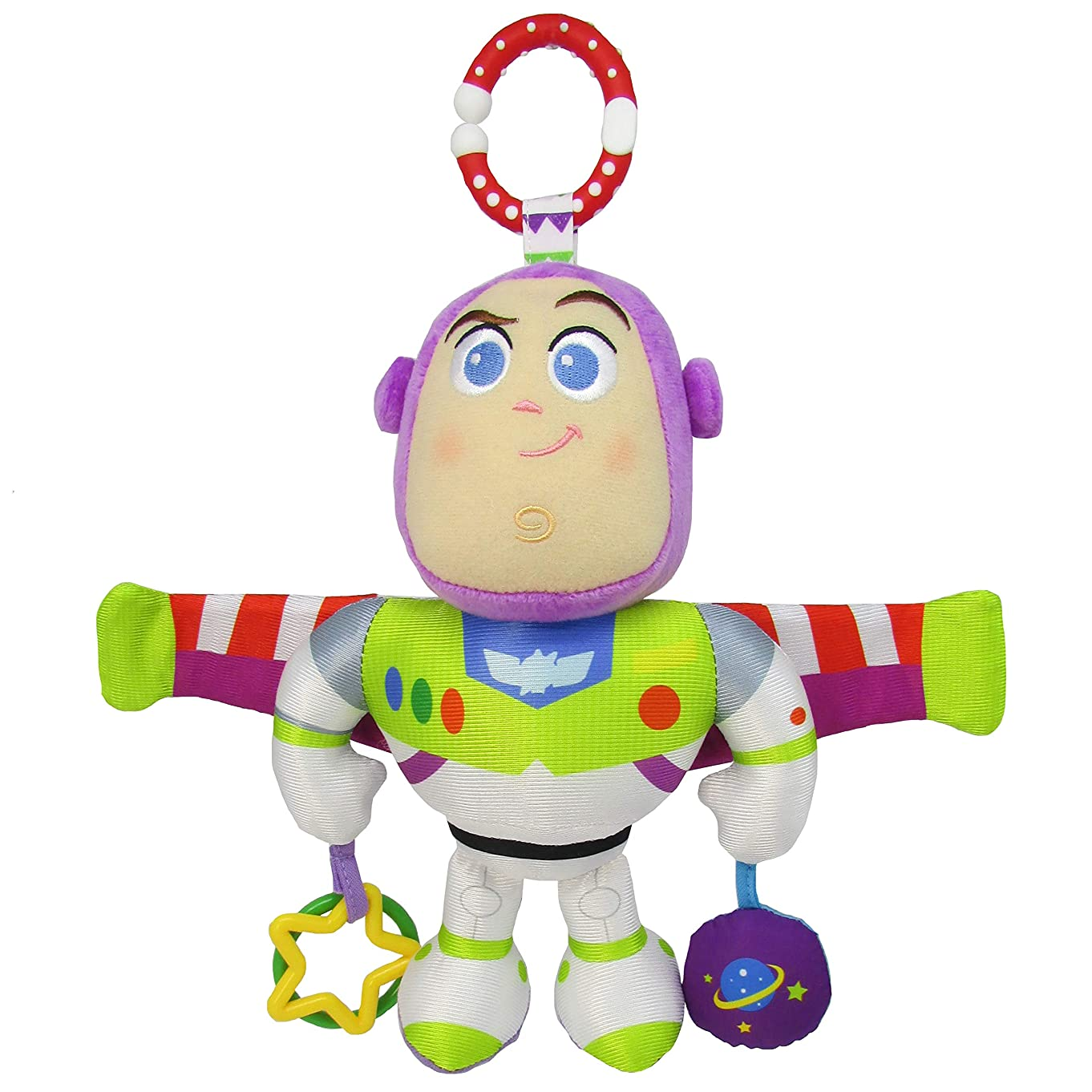 Disney?Pixar Toy Story Buzz Lightyear On The Go Activity Toy