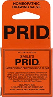 Best smile's prid all natural drawing salve Reviews