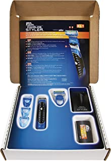 Gillette Fusion proglide men's Razor Styler Special Pack