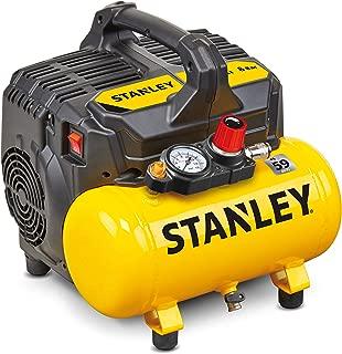 Stanley DST 100/8/6 - Compresor silencioso (59 dB