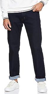 Levi's Men's Ljeans Levi's Straight Jeans for Men - Indigo Blue