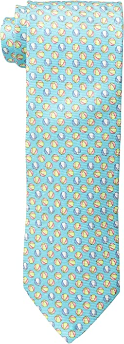 Beach Ball Print Tie