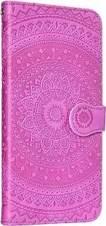 Saceebe Compatibile con iPhone 5S/SE Custodia pelle Cover a libro