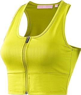 Regna X Women Racerback Sports Bras - Workout Gym Activewear Bra (S-3X, Plus Sizes)
