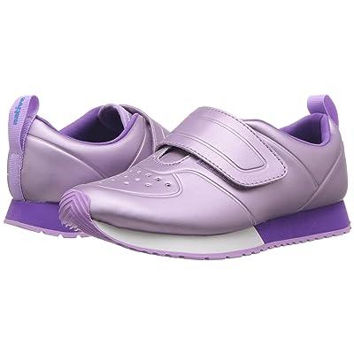 Native Kids Shoes Cornell HL Metallic (Little Kid) (Lavender Metallic/Shell White/Starfish Purple/Lavender Rubber) Girls Shoes
