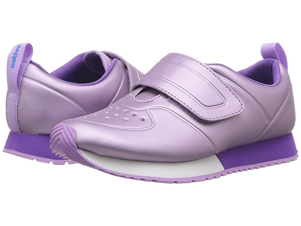 Native Kids Shoes Cornell HL Metallic (Little Kid) (Lavender Metallic/Shell White/Starfish Purple/Lavender Rubber) Girls Shoes