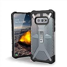URBAN ARMOR GEAR UAG Designed for Samsung Galaxy S10e [5.8-inch Screen] Plasma [Ice] Military Drop Tested Phone Case