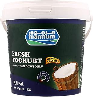 Marmum Fresh Full Fat Yoghurt 1Kg
