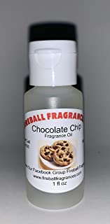 Chocolate Chip Scented Oil by Fireball Fragrances - 1 Oz Bottle