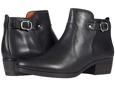 Pikolinos Daroca W1U-8759 (Black) Women