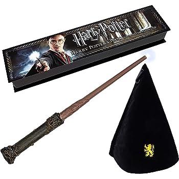 Varita Harry Potter Magica Originales Luminosas Luz Noble ...