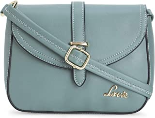Lavie Rigel Women's Sling Bag (D Aqua)