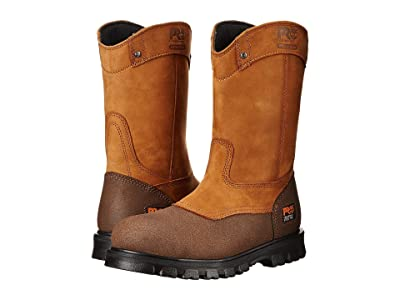 Timberland PRO Rigmaster Pull-On Steel Toe Waterproof (Wheat Bandit) Men