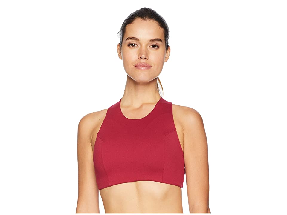 The North Face Beyond the Wall Free Motion Bra (Rumba Red) Women