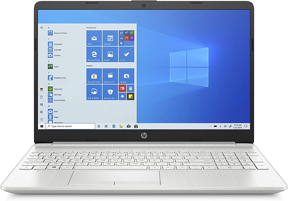 Hp - pc 15-dw1016nl notebook, intel core i7 ram 8 gb, ssd 256 gb, nvidia geforce HP 15-dw1016nl