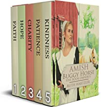 Amish Buggy Horse Five Book Omnibus: 5 Book Box Set