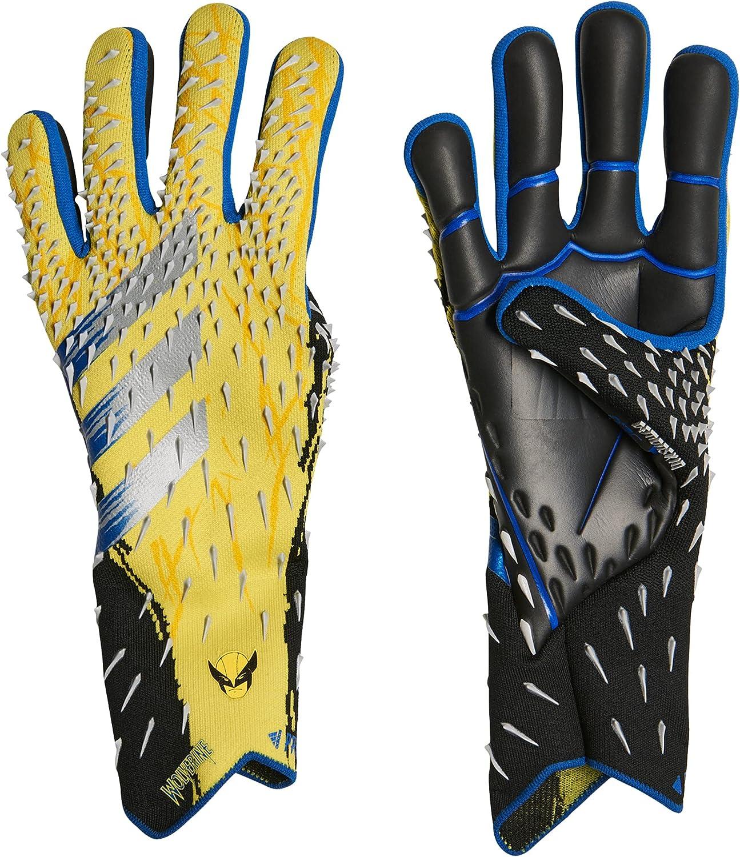 adidas Marvel X 21 Phoenix Mall Dallas Mall GL PRO Wolverine Goalkeeper Soccer Gloves for