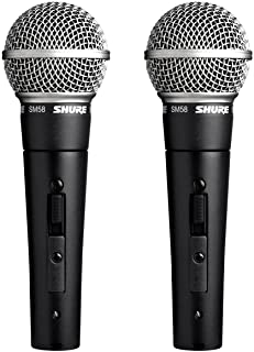 Amazon com: Vocal - Dynamic Microphones: Musical Instruments