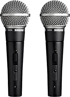 shure instrument microphone