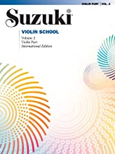Suzuki Violin School Volume 2 Violin Part (Revised Edition)