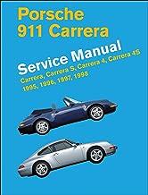 Porsche 911 Carrera (Type 993) Service Manual 1995, 1996, 1997, 1998: Carrera, Carrera S, Carrera 4, Carrera 4s by Bentley Publishers (Illustrated, 3 Feb 2014) Hardcover