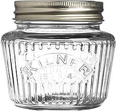 Kilner Vintage Glass Preserve Jar - 8.5 oz