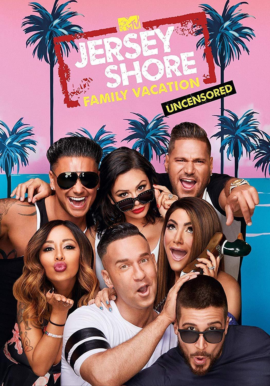 Amazon.com: Jersey Shore Family Vacation: Season One: Pauly D ...