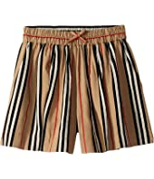 Burberry Kids - Marcy Icon Shorts (Little Kids/Big Kids)