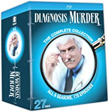 Diagnosis Murder// Complete Collection/8 Seasons 178 Episodes