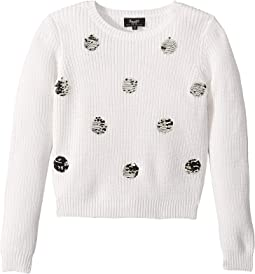 Flippy Spot Sweater (Big Kids)