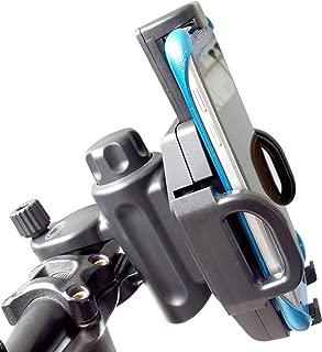Samsung usw iPhone X // XR // XS Max // 8//7//6 Plus LG Nexus 360/° drehbarer Motorrad Fahrrad Lenkerhalterung f/ür 3,5-6,5 zoll Smartphone Fahrrad Handyhalter Nokia Fahrrad Handyhalterung mit Hupe