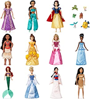 Disney Princess Classic Doll Collection Gift Set – 11 Inch