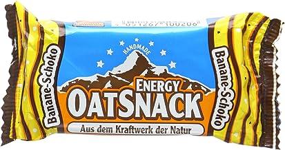 Davina Oat Snack Carbohydrate Bars – 15 x 65g Banana Chocolate Estimated Price : £ 25,96