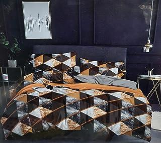 Designer bedsheet set 3pcs (2)