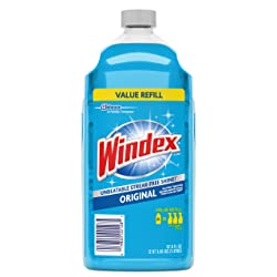 Windex Window Cleaner Refill, 67.6 oz
