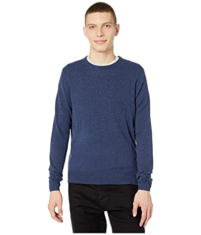 J.Crew Everyday Cashmere Crewneck Sweater in Solid (Heather Shadow) Men