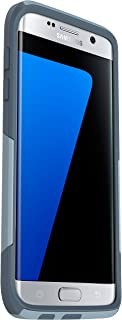OtterBox Commuter Series Case for Samsung Galaxy S7 Edge - Frustration Free Packaging - Whetstone Way (Whetstone Blue/Tempest Blue)