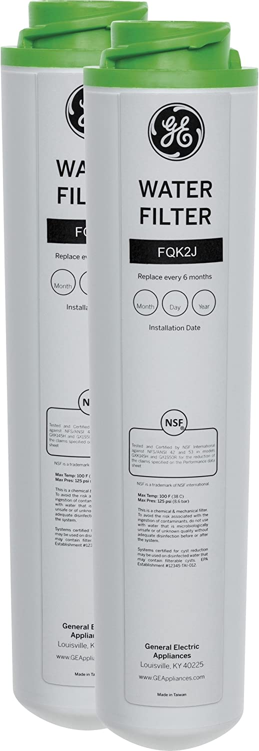 GE FQK2J Memphis Mall Dual Flow Drinking Replacement Light Gray Super-cheap Water Filters