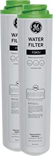 GE FQK2J Dual Flow Drinking Water Replacement Filters Light Gray